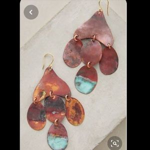 Anthropologie Sibilia Earrings